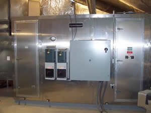 hvac pool dehumidification
